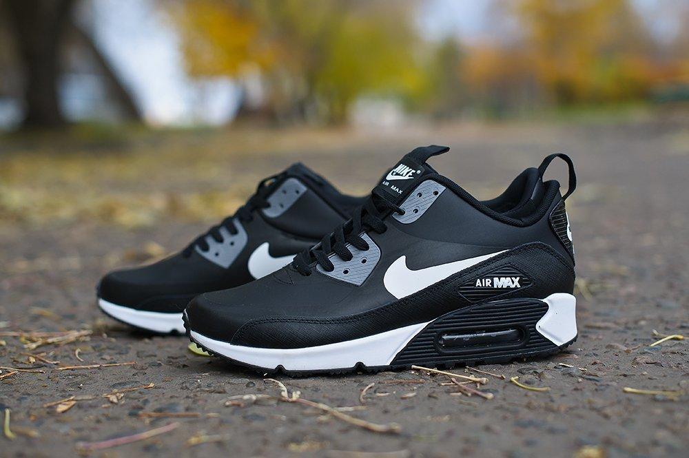 fe334386 Купить мужские кроссовки Nike Air Max 90 Sneakerboot (артикул 2801 ...