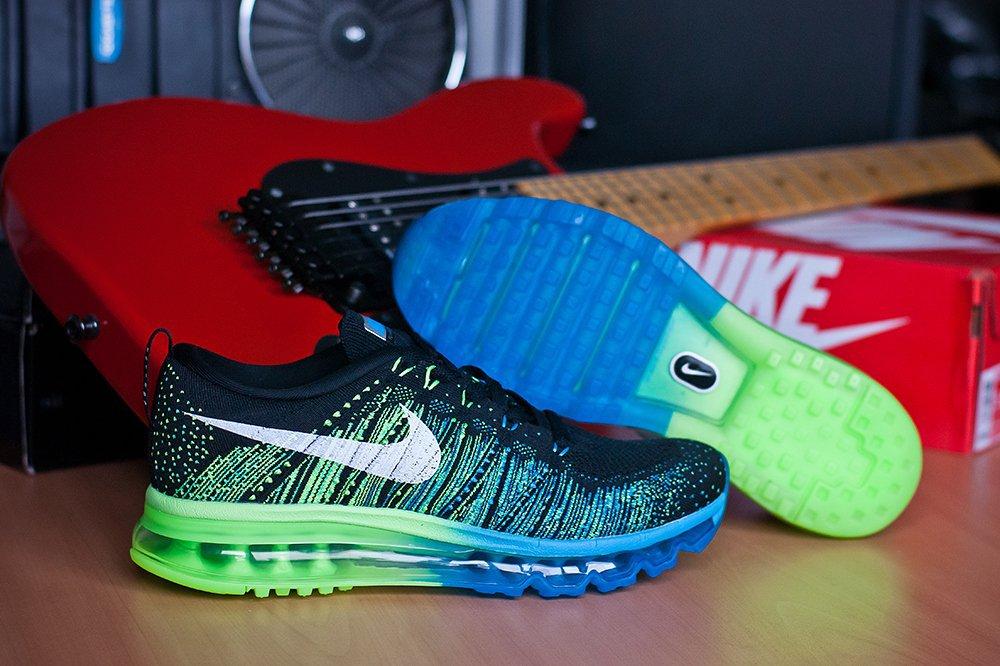 15fa2cb3 Купить мужские кроссовки Nike Air Max Flyknit (артикул 3275) в ...