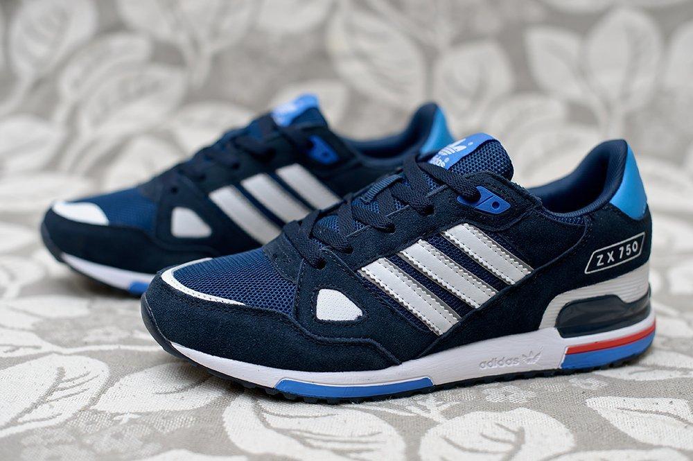 0bc7fd63 Купить мужские кроссовки Adidas ZX 750 (артикул 4986) в интернет ...