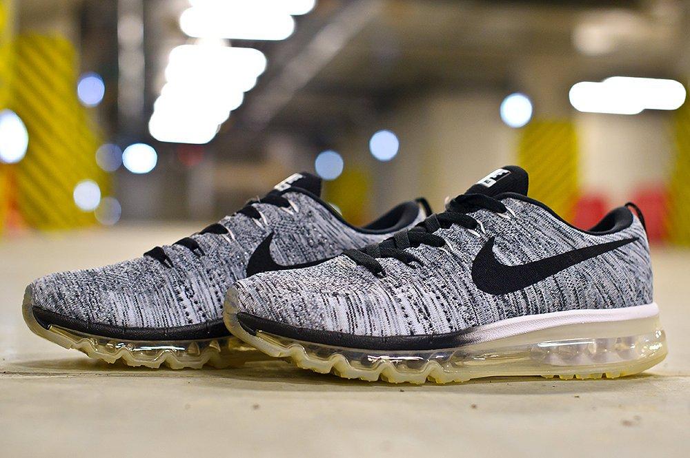 a68bcfbe Купить мужские кроссовки Nike Air Max Flyknit (артикул 5554) в ...
