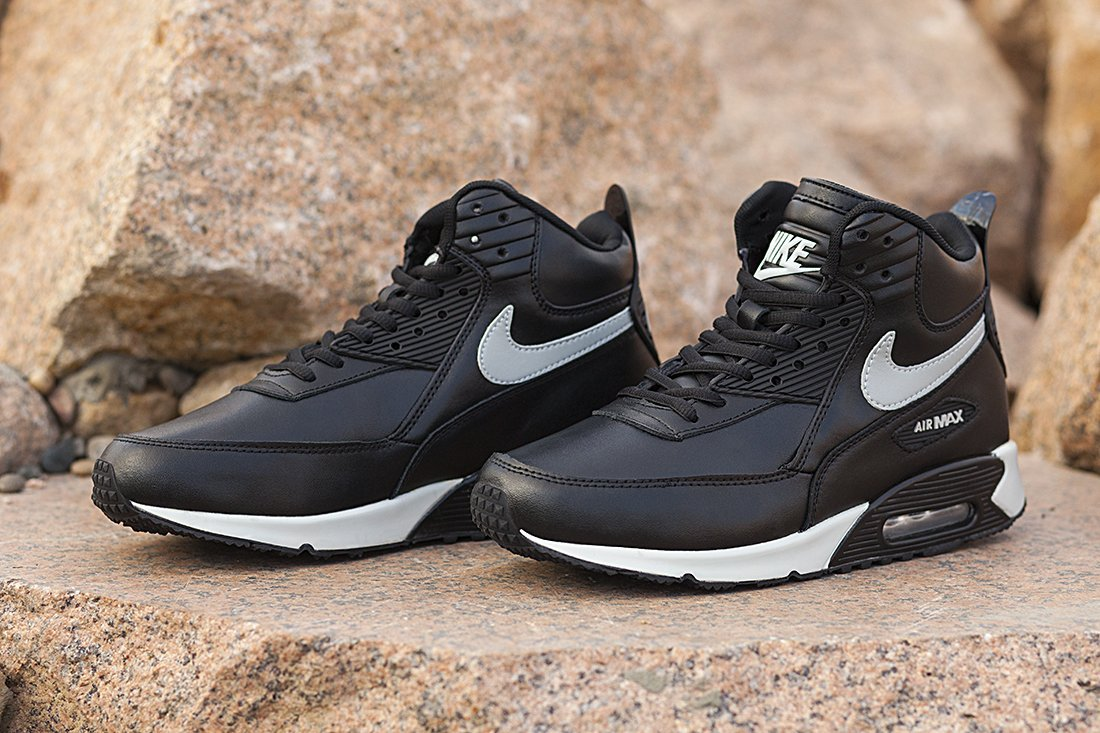 84400cf0 Купить мужские кроссовки Nike Air Max 90 Sneakerboot (артикул 6534 ...
