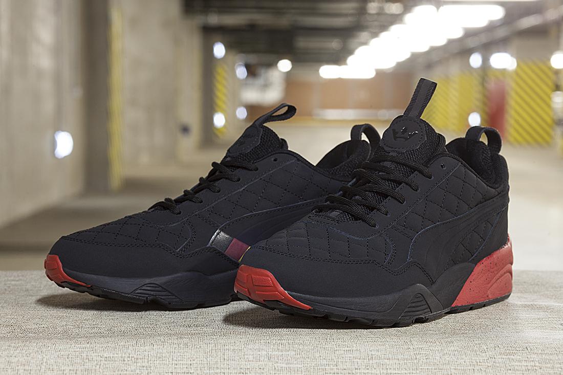 Купить мужские кроссовки Puma R698 MID в интернет магазине   RESTOKK 713985781fd