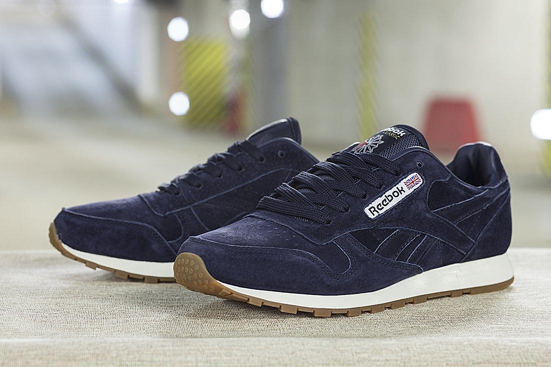 d124f43f Купить мужские кроссовки Reebok Classic Leather Suede (артикул 7280 ...