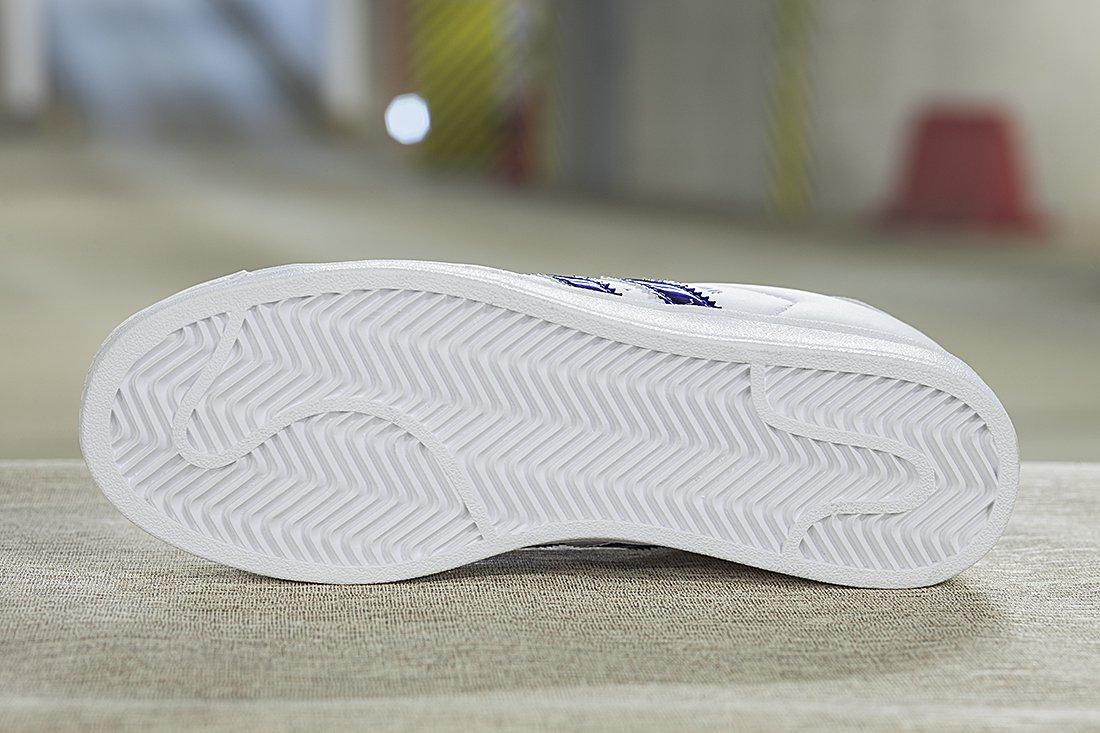 Купить женские кроссовки Adidas Superstar Mirror Blue в интернет ... 177e35e4ea9ca