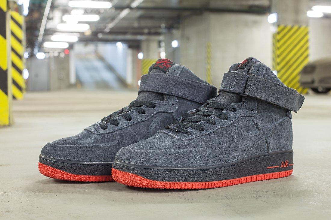 54502649 Купить мужские кроссовки Nike Air Force 1 High VT Prm (артикул 7380 ...