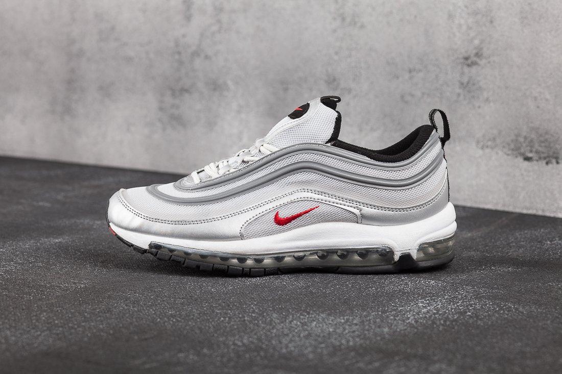 Купить мужские кроссовки Nike Air Max 97 Silver Bullet в интернет ... 7c38d37fd62