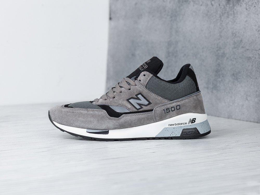 Купить мужские кроссовки New Balance 1500 Mid Grey в интернет ... 0fa18f8b7f126