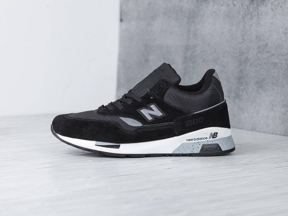 Купить мужские кроссовки New Balance 1500 Mid Black в интернет ... 5669c999942b7