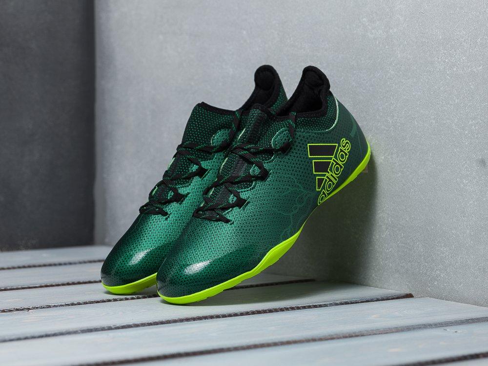 7fa7f0db63bcd6 Купить мужские футзалки Adidas X Tango 17.3 In (артикул 8505) в ...