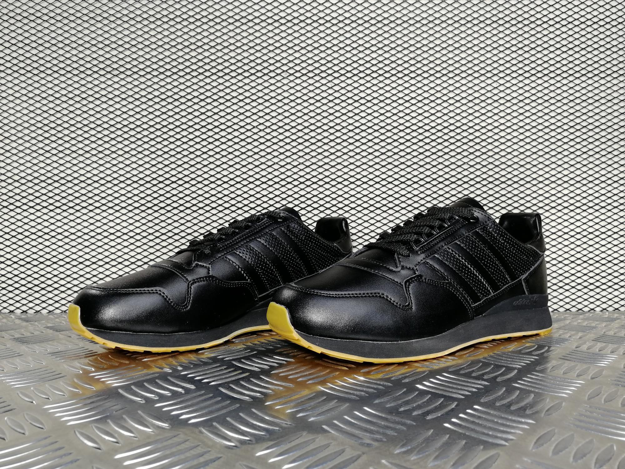 a3c4dca82259 Купить мужские кроссовки Adidas ZX 500 OG Black   Gum в интернет ...