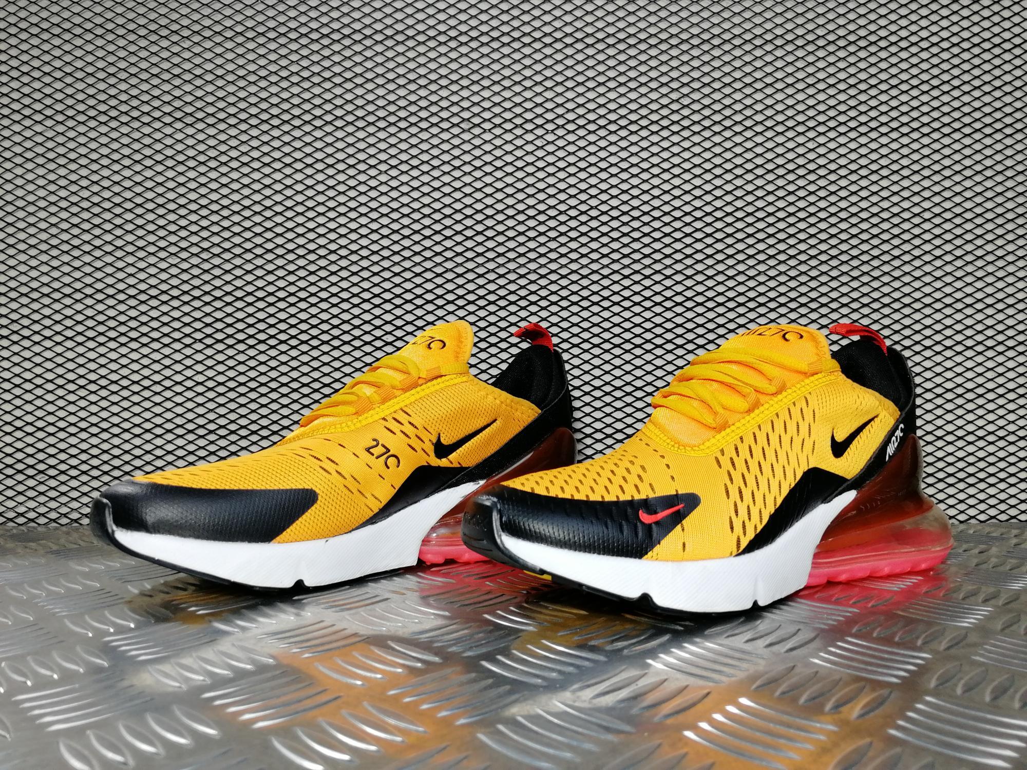 Купить мужские кроссовки Nike Air Max 270 Tiger Black   University ... 0c94fa5f408