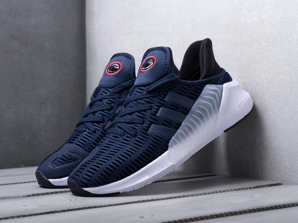 premium selection 6aa9f 7e8b4 Кроссовки мужские Adidas Climacool 0217 Collegiate Navy  Footwear White   Core Black