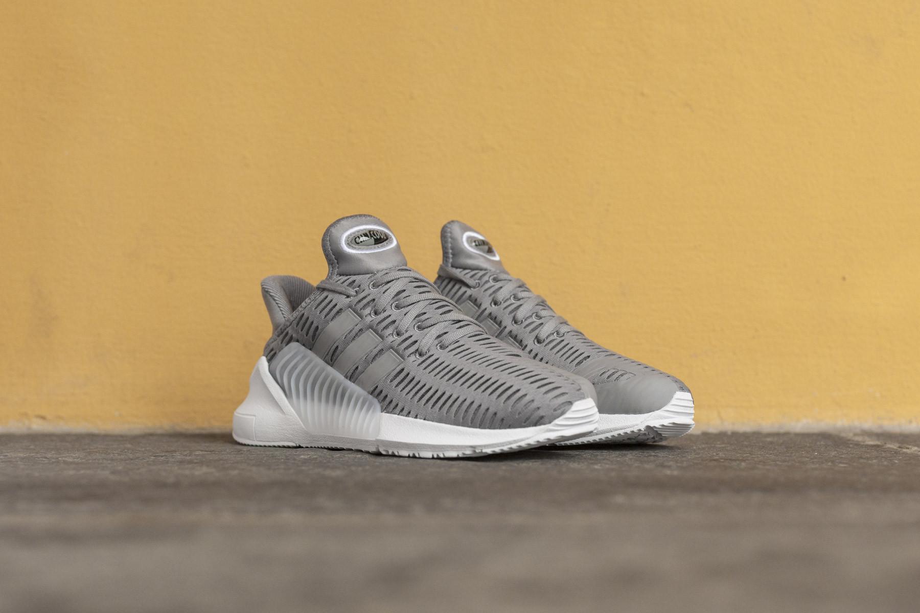 f3298c1e4 мужские кроссовки Adidas Climacool 02/17 Grey / White (артикул 8830)